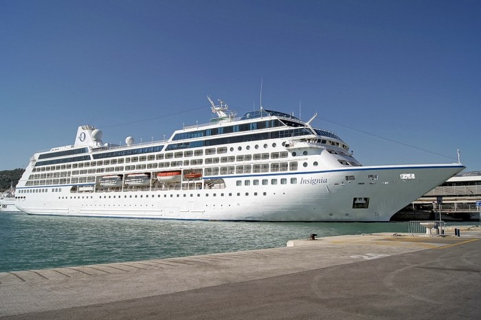 Cruise Around the World in 180 Days with Oceania Cruises