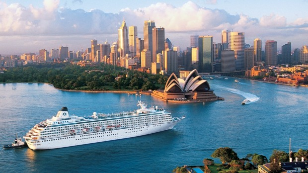 Why Cruising to Australia Won't be Happening Anytime Soon