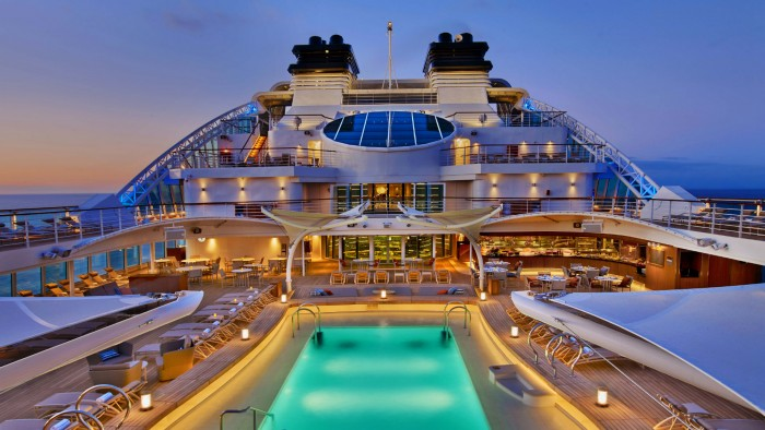 "Seabourn Announces New ""Sensational"" Sale!"