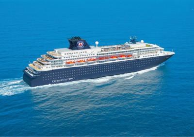 CDF Ship
