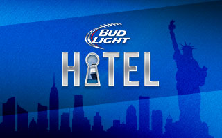 Bud Light Hotel and Cruise
