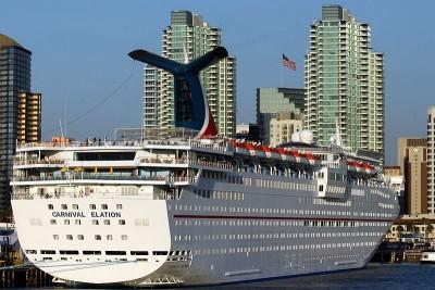 California Cruise Ship