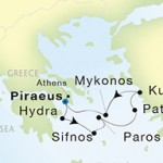 Cruising the Greek Isles In Style