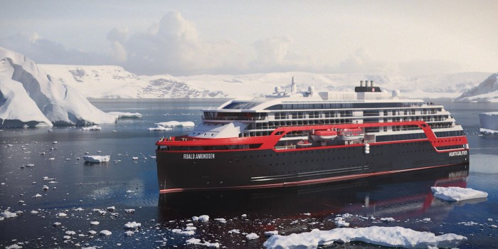 Hurtigruten Announces Expedition Cruises for September 2020