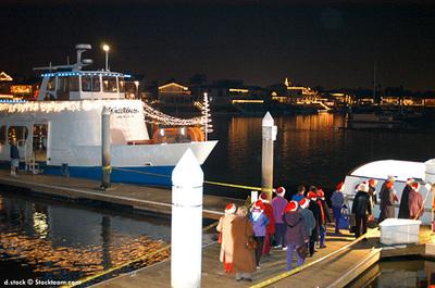 Huntington Beach Holiday Lights Cruise