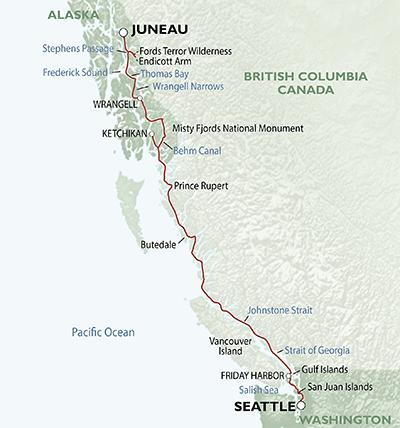 Un-Cruise Alaskan Adventures: Small Ship Sailing with Big Discoveries