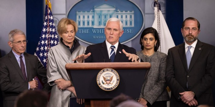 Cruise Industry Teams Together, Presents Health Plan to Pence