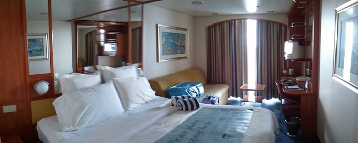 How to Choose a Stateroom on a Cruise Ship