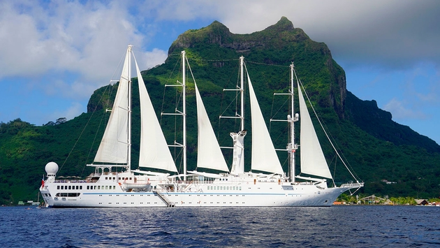 New Timeline and New Office for Windstar