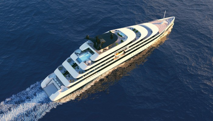 Are Small Cruise Ships the Way of the Future?