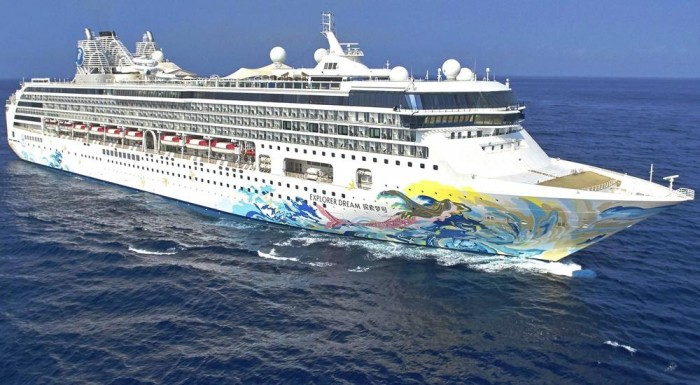 These Are the Cruise Ships That Are Currently Sailing