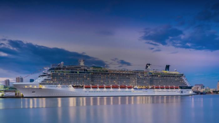 Cruise Ship Spotlight: Celebrity Reflection