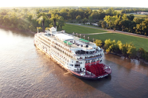 4th of July Memphis Cruise with American Queen Steamboat Company