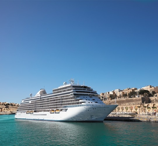 The New Regent World Cruise for 2024