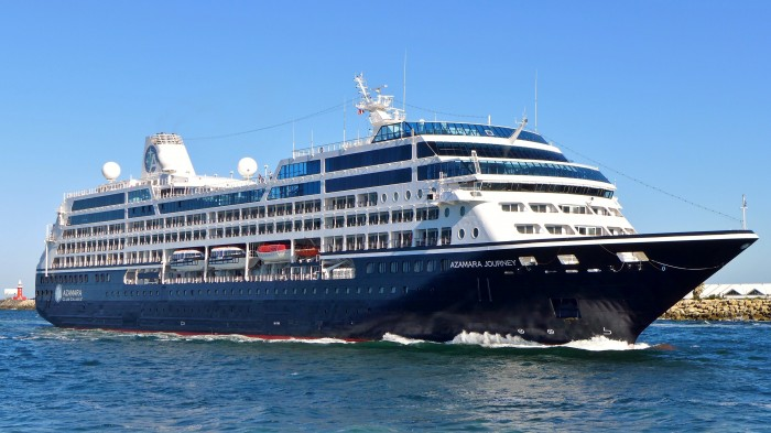 Azamara Being Sold by Royal Caribbean to New Owners