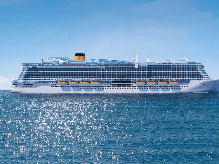 Here are the Major Cruise Lines in Service as of October 2020