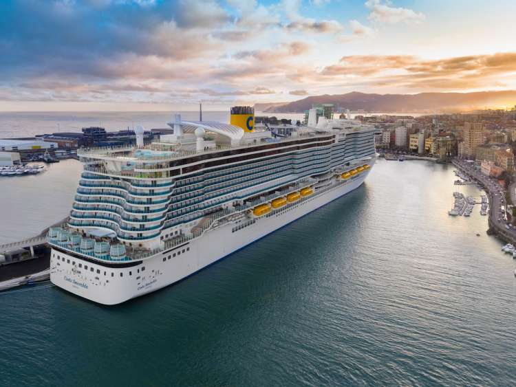 Costa, AIDA, and TUI Planning on Starting Service Again Soon