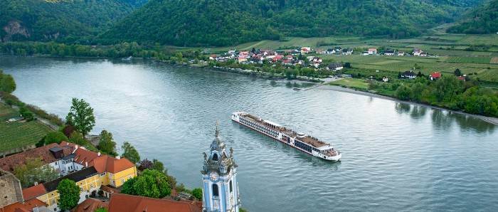 A River Cruise For Millennials