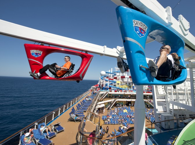 The Best Ships from Carnival Cruise Line