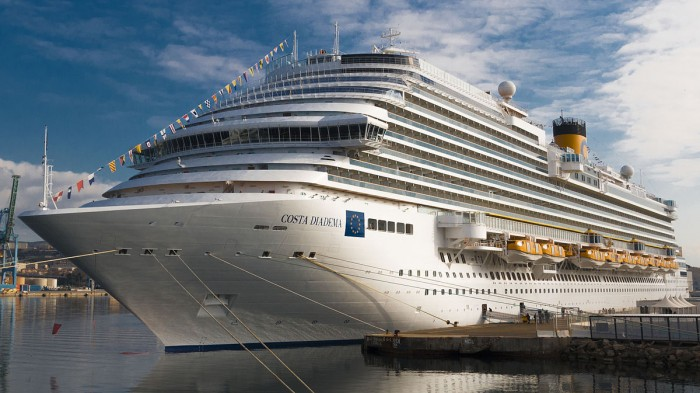 All About Costa Diadema