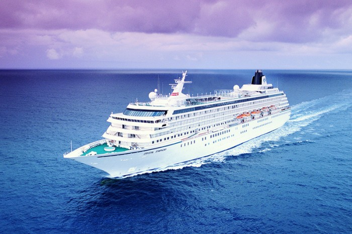 Crystal Cancels Cruises for the Rest of the Year