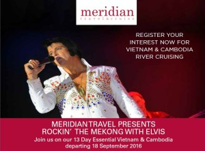 Rockin' the Mekong with Elvis