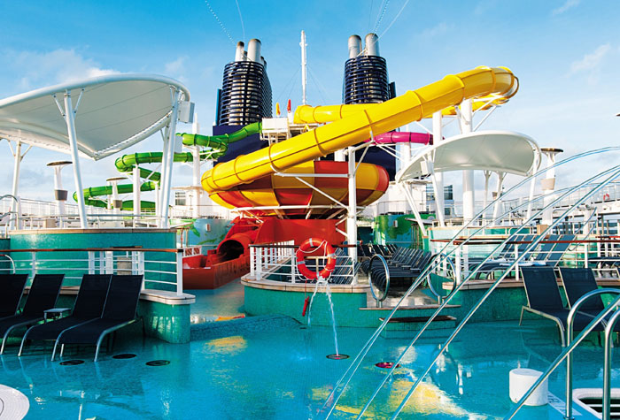 How To Maintain Fitness On A Cruise