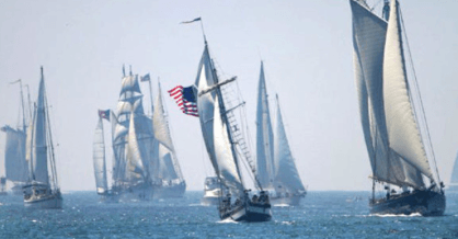 Attend the Festival of Sail in San Diego
