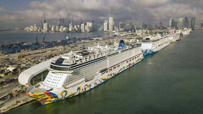 The Latest Updates on the Push to Resume Cruising in the U.S.