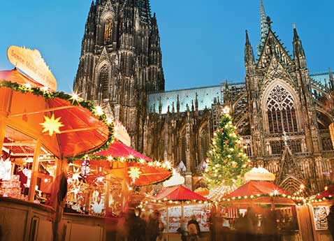 Christmas Market Cruises for 2017