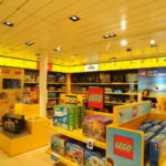 Love LEGOS? AIDA's Got Your Back with New Brick-Based Shopping Experience