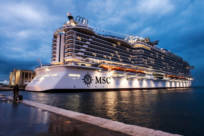 Cruise Line Profiles: MSC (Mediterranean Shipping Company) Cruises