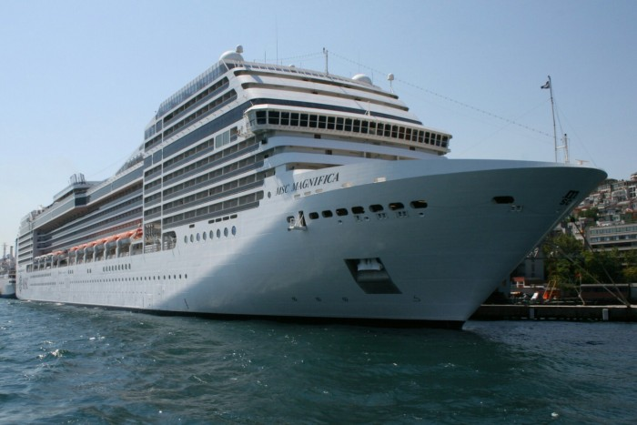 The Cruise Ships That Returned Home This Week