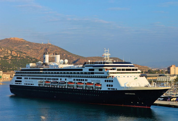 Holland America is Selling Ships, Fred. Olsen is Buying