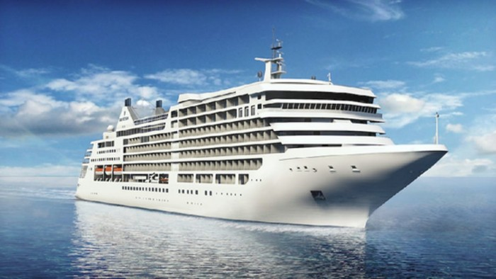 Sea Trials Completed for Silversea Silver Moon