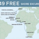 Regent Seven Seas: 24-Day Cruise From Lisbon to Cape Town