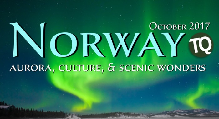Norway's Aurora, Culture and Scenic Wonders