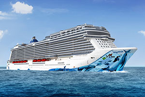 Norwegian Bliss- The Largest Cruise Ship Sailing from LA