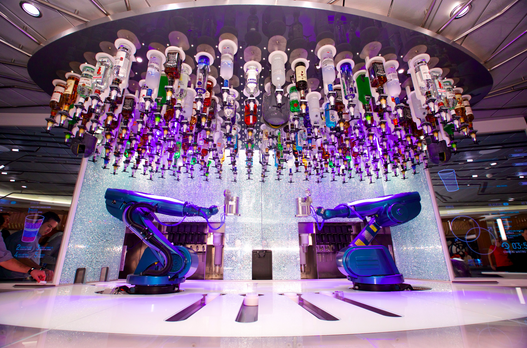 Bionic Bar Ovation of the Seas
