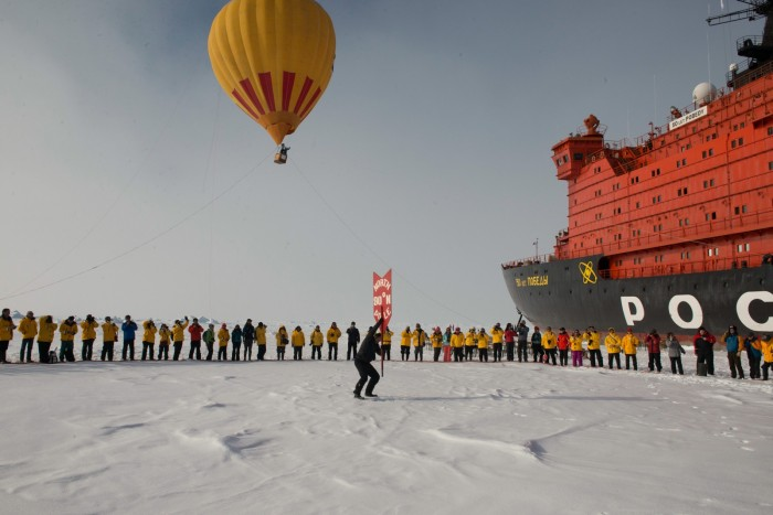 Want to Travel to the North Pole? Go With One of These Cruise Lines!