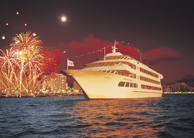 Start Planning Your New Year's Eve Cruise in Hawaii Now