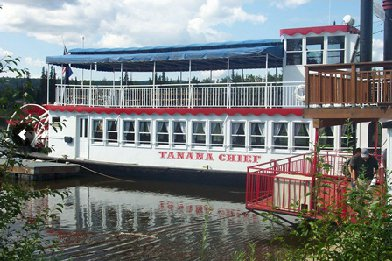 dining cruises in Fairbanks