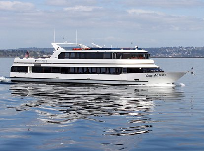 dining cruises Seattle