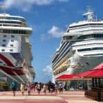 Cruise Ships All Over the World Are Being Laid Up