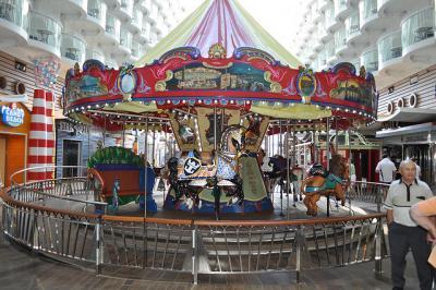 Royal Caribbean Carousel