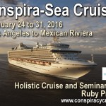 Conspiracy Cruise Sound Fun? Check Out Conspira-Sea 2016