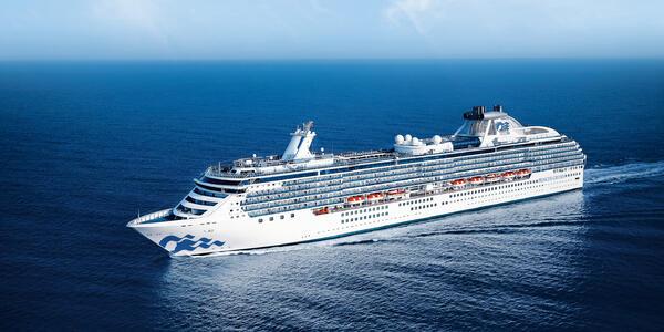 Princess Cruises Confirms Outbreak of Coronavirus on Coral Princess