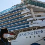 Diamond Princess Quarantined in Japan