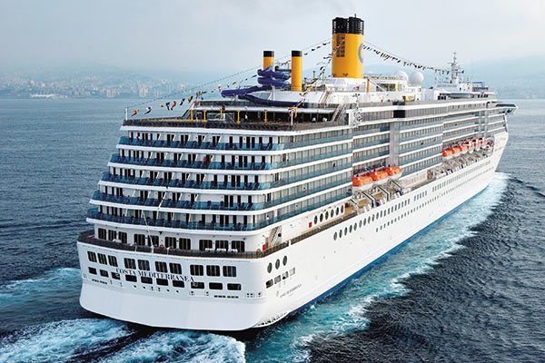 Cruise Line Profiles: Costa Cruises