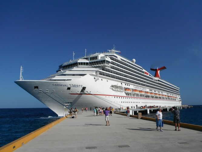Carnival Cruises in Hot Water Over Violating Probation by Continued Polluting - Top Execs Due in Court on Monday